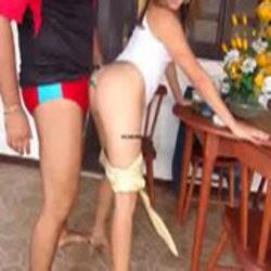 Gostosas na Festinha Liberal - http://www.videosamadoresbrasileiros.com