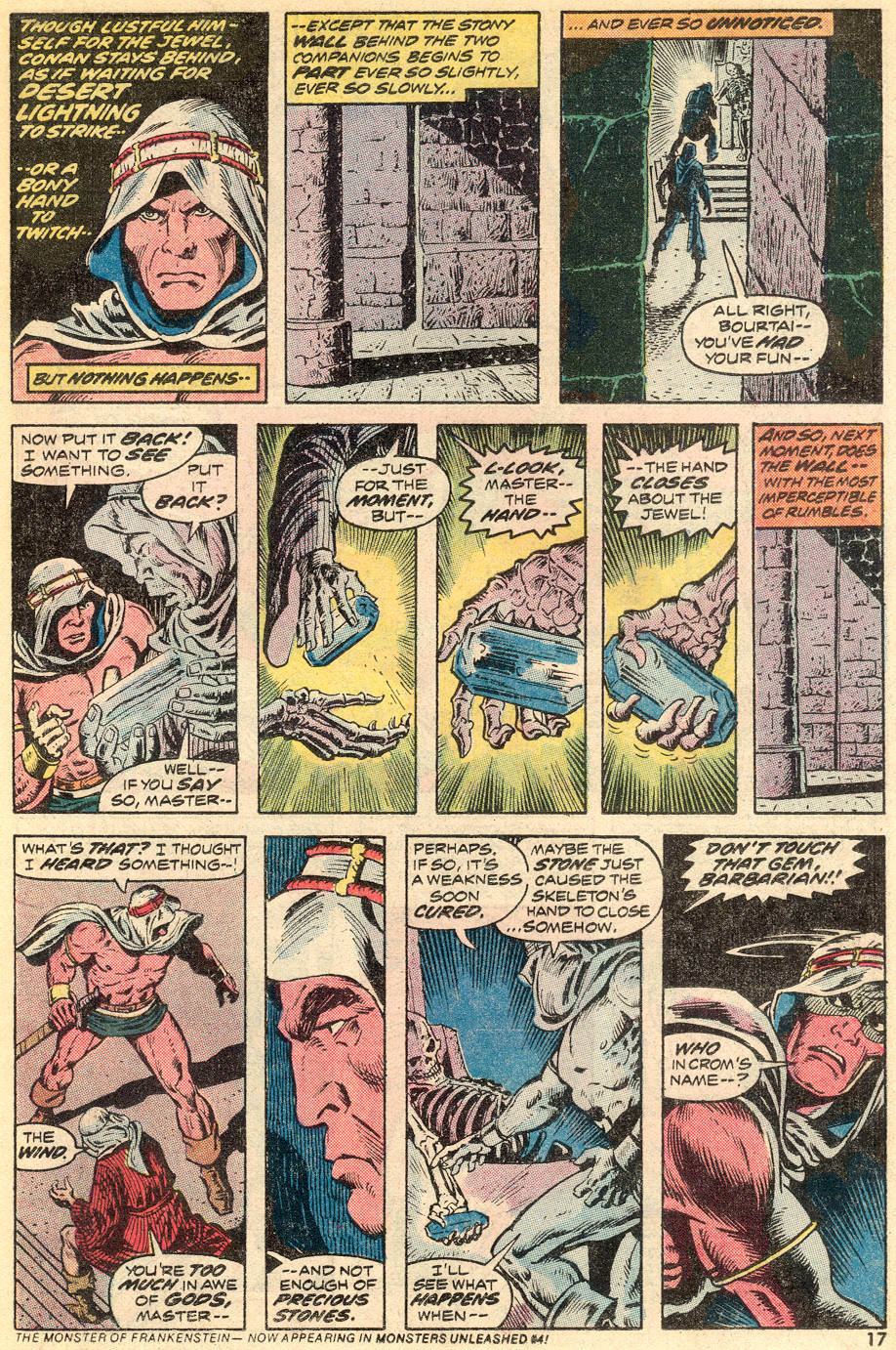 Conan the Barbarian (1970) Issue #35 #47 - English 11