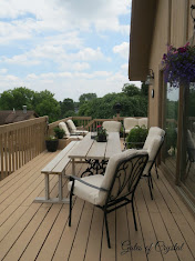 Our Deck and Table