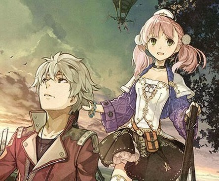 Atelier Escha and Logy: Alchemists of the Dusk Sky