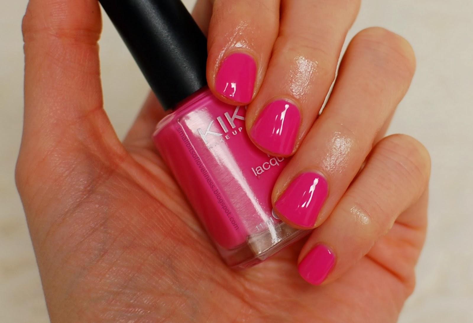 Kiko Flamingo Pink, 288
