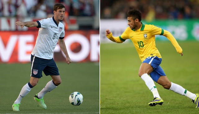 Estados Unidos vs Brasil en vivo