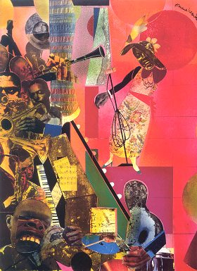 naacp voices from paris tx romare bearden