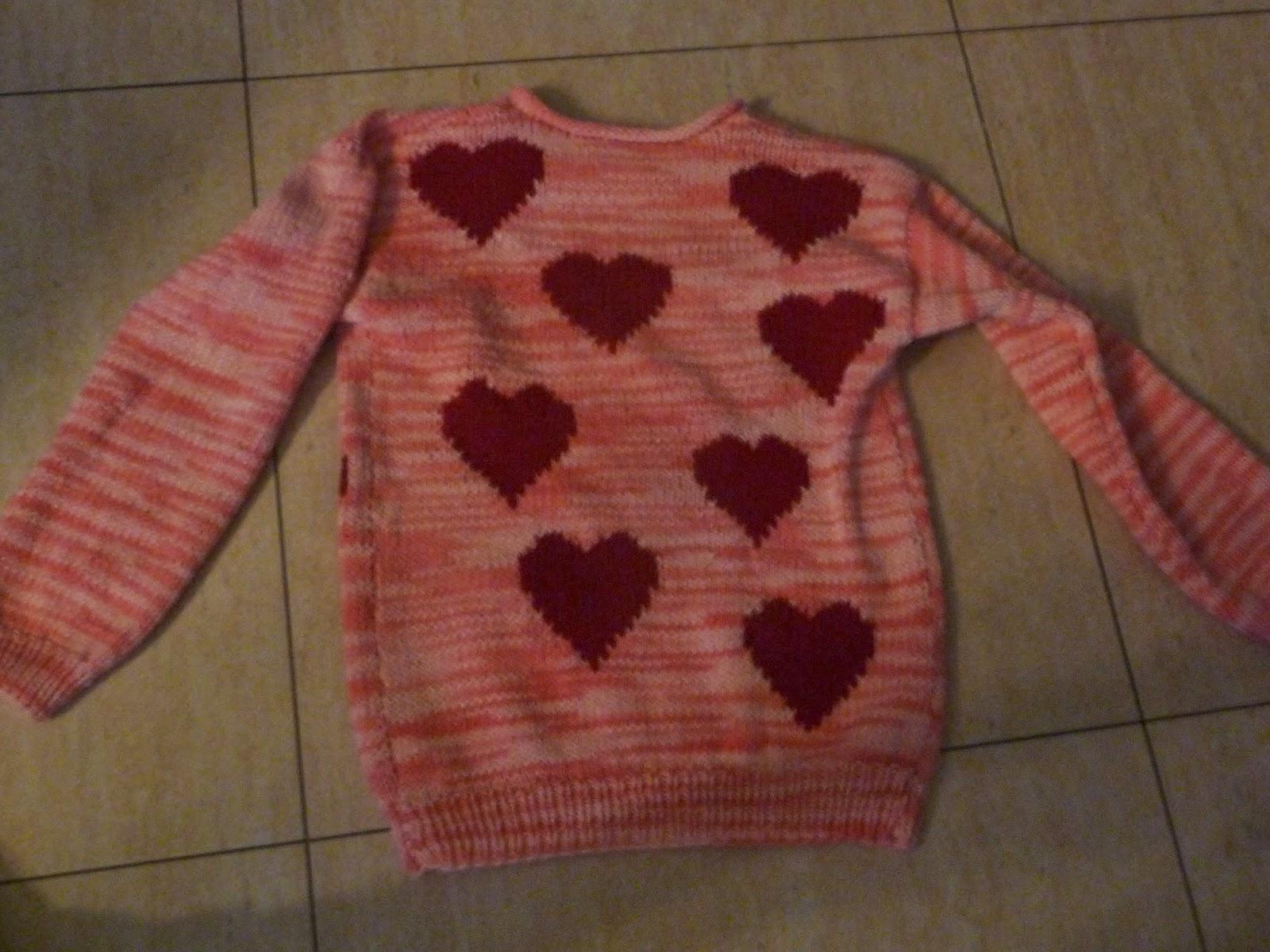 diy sweter