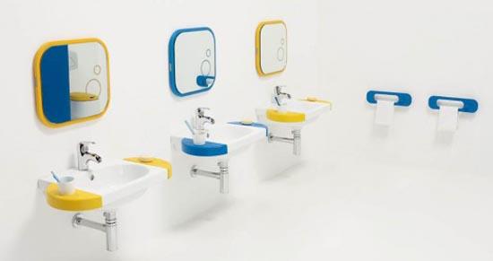 Muebles Para Baño Ninos:moderno dormitorios: Muebles de Baño para niños frescos y divertidos