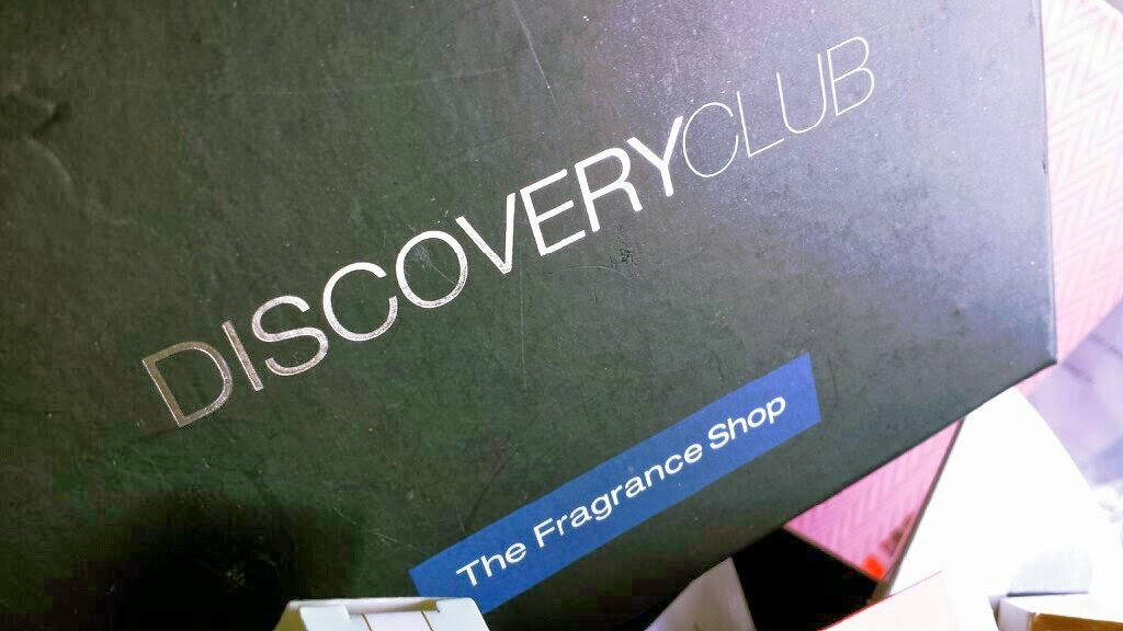 Fragrance Shop Discovery Club