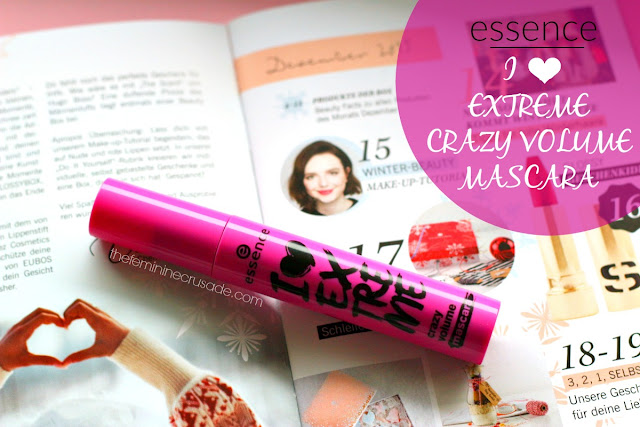 Essence I Love Extreme Crazy Mascara