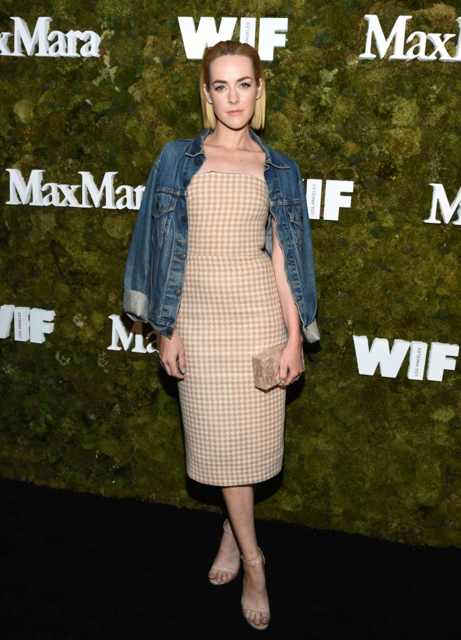 Jena Malone – Max Mara Women In Film Face Of The Future Award Event in West Hollywood
