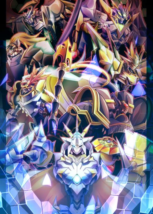 Cosplay Banjarmasin: Digimon - The Royal Knight