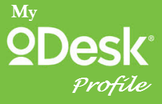My oDesk Profile