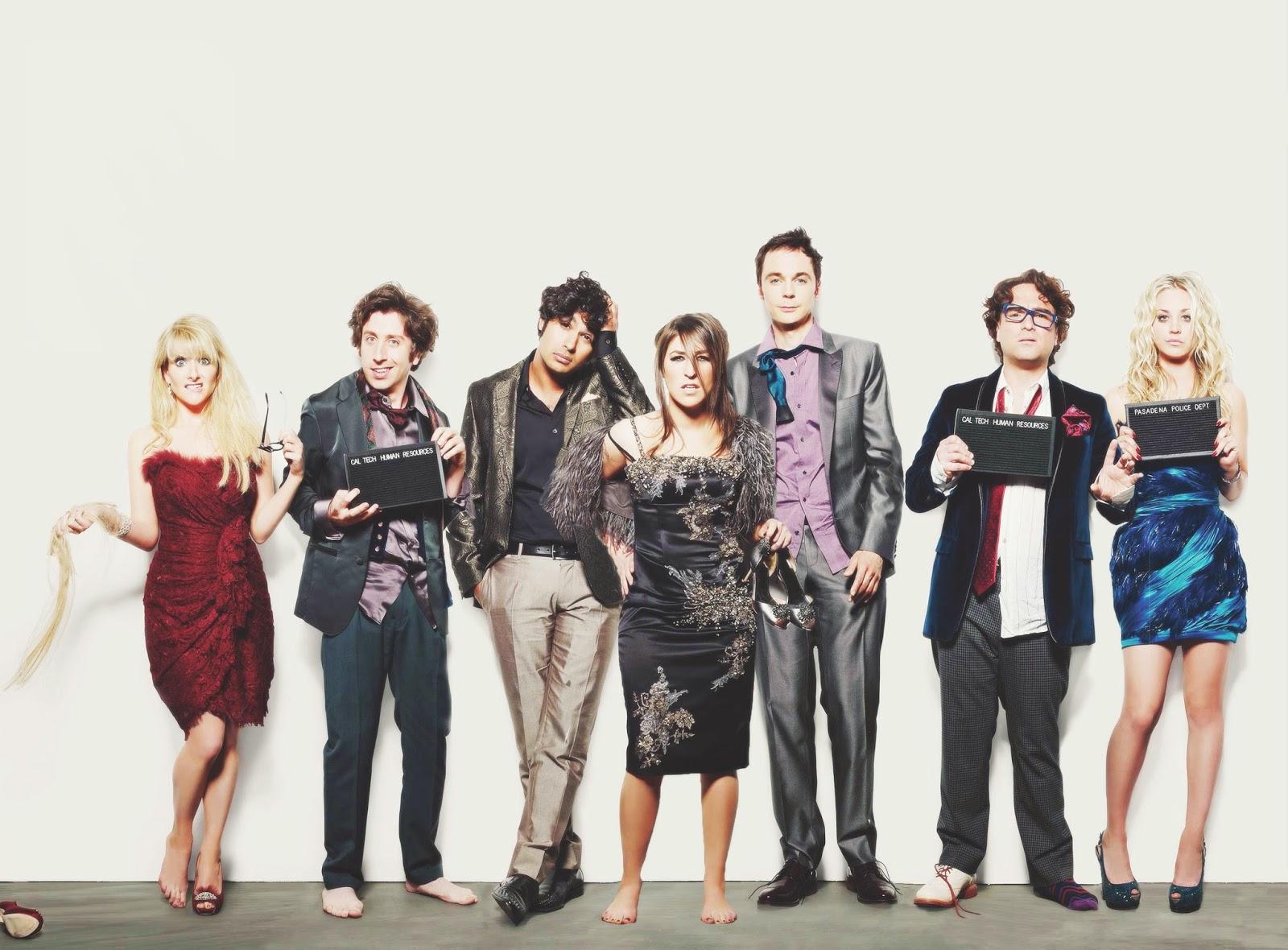 The Big Bang Theory renovada por tres temporadas