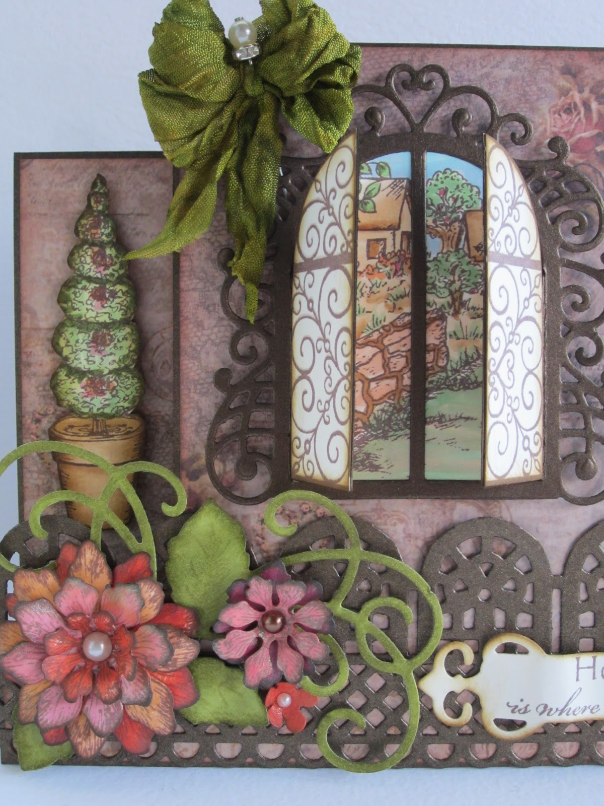 Designs By Marisa Home Is Where The Heart Is Heartfelt