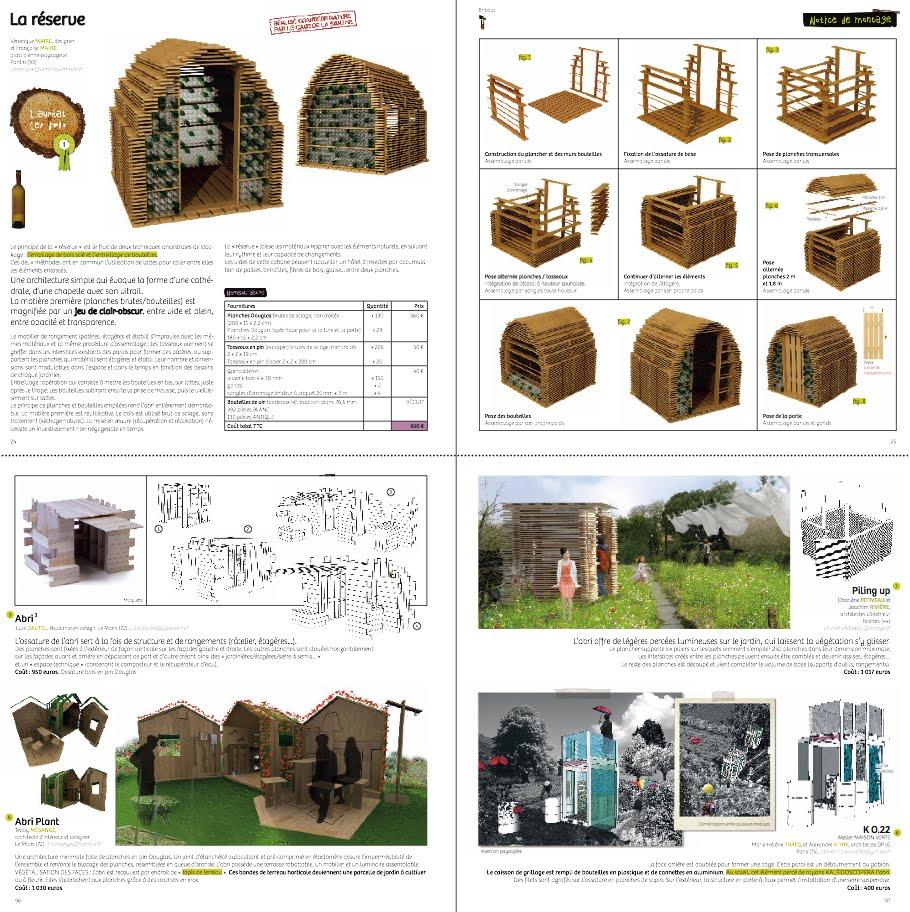 Autoconstruction abri jardin for Cout autoconstruction