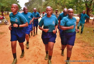 Vipara Baada ya kwenda kwenye Mafunzo ya Jeshi la Kujenga Taifa (JKT