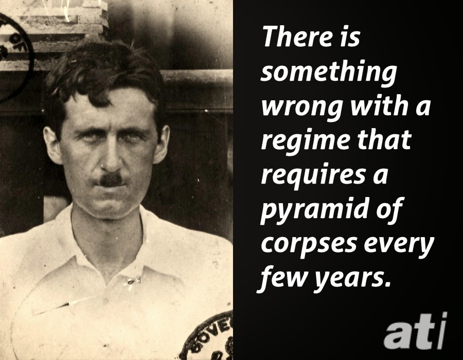 totalitarianism and power george orwell essay George orwell totalitarianism  corruptions and power comes to play a huge role in george orwell's  in the novel 1984 by george orwell,.