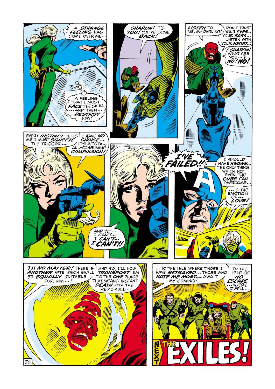 Captain America (1968) Issue #116 #30 - English 21