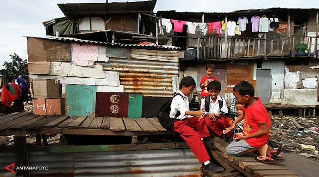 Fikri Faqih : Indonesia Masih Dihantui Kemiskinan