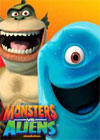 Monsters vs. Aliens Season 1, Episode 16 Driven to Madness / The Beast from 20,000 Gallons