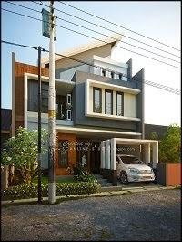 MRS YAYANK HOUSE - MINIMALIST TROPIC HOUSE