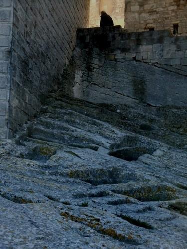 2 Le cimetière des moines - Montmajour