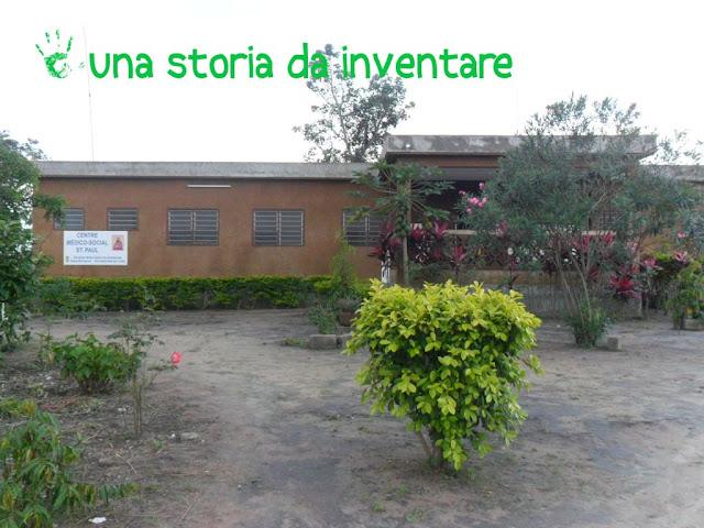 Centro cure mediche di Atchanvé - Togo