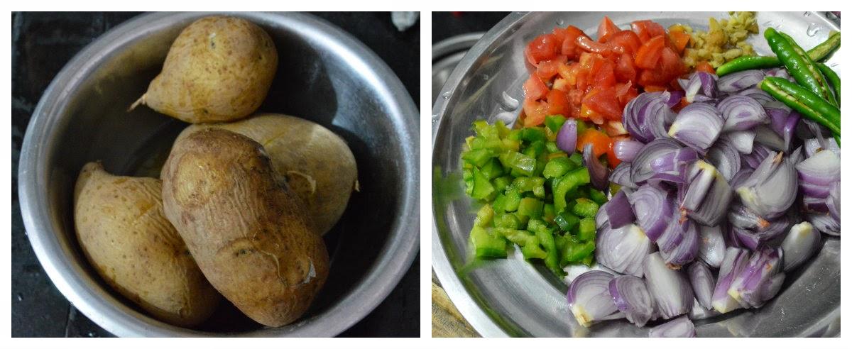 potato masal for poori