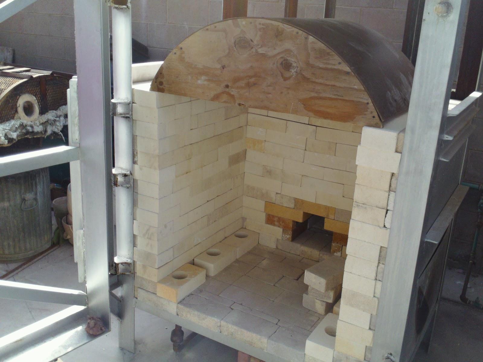 Cmu 442 Kiln Construction Jake Allee Down Draft Gas Kilns