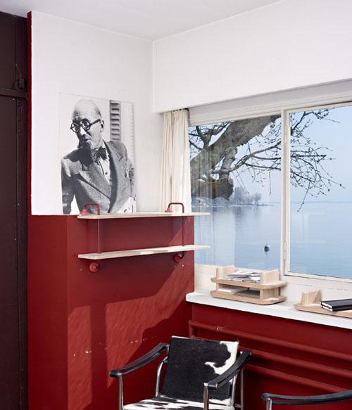 Nicht tot zu kriegen: Le Corbusier in der Villa Le Lac, Lausanne