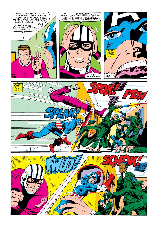 Captain America (1968) Issue #291 #207 - English 21