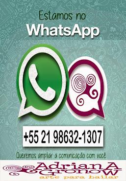 Whatsapp Loja Adriana Gronow