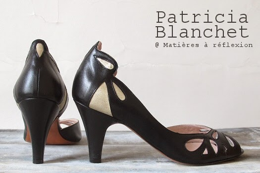Escarpins Patricia Blanchet nouvelle collection