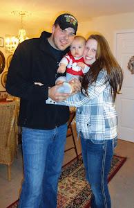 Danielle, Cody, Cayden