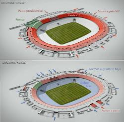 ** Capas nuevo estadio 2