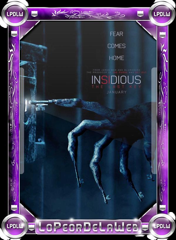 Insidious 4: The Last Key (2018) 720p Dual Mega