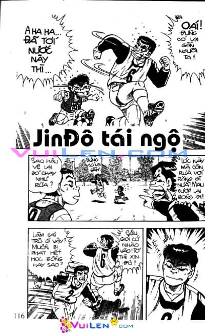 Jindodinho - Đường Dẫn Đến Khung Thành III  Tập 8 page 116 Congtruyen24h