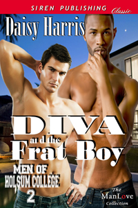 Review: Diva and the Frat Boy by Daisy Harris