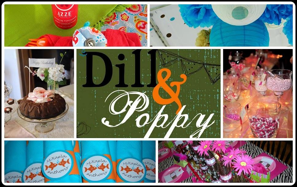 dill & poppy