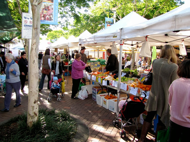 organic, local, market, coffs