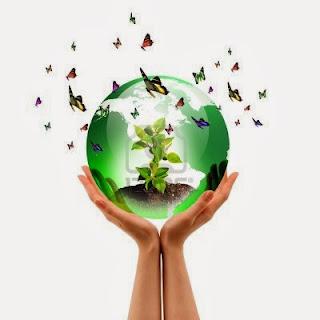 العلاقة بين الانسان والبيئة