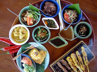 Bali and a wide choice of Gastronomic