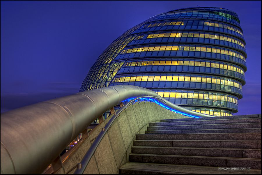 29. Cityhall London by Stefan Bock