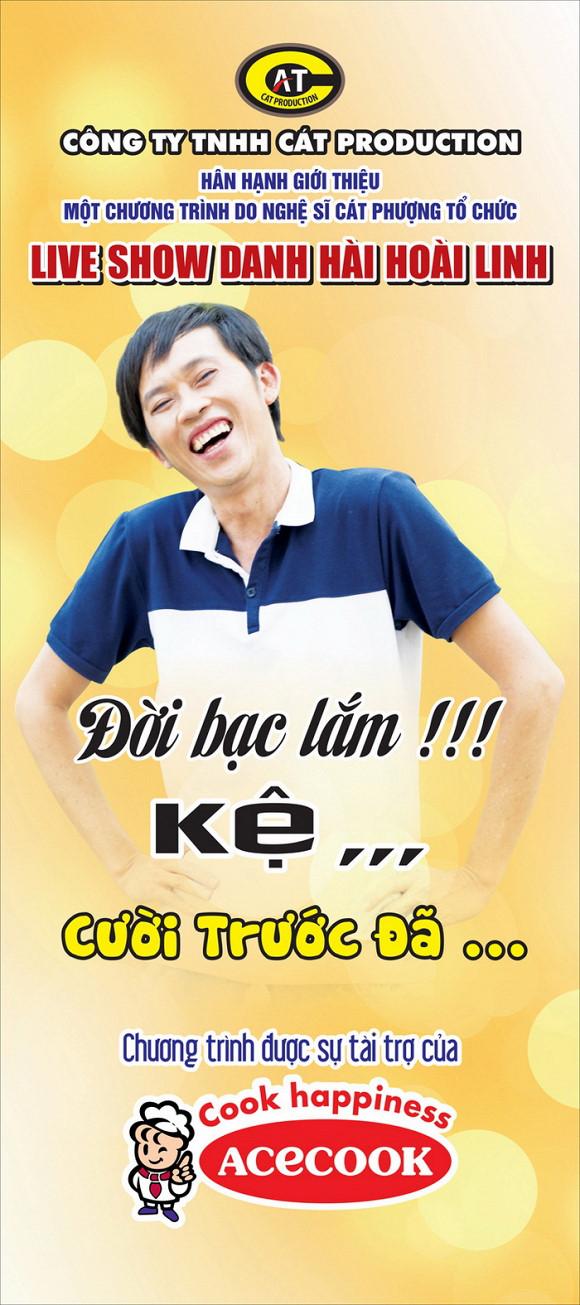 Liveshow Hoài Linh 2016 - Đời bạc lắm!!! Kệ... cười trước đã