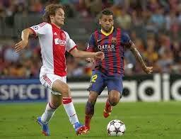 مشاهدة مباراة أياكس أمستردام وبرشلونة بث مباشر اليوم 26-11-2013 watch Ajax Amsterdam vs Barcelona