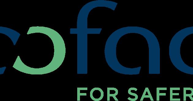 The branding source new logo coface for Compagnie francaise d assurance pour le commerce exterieur