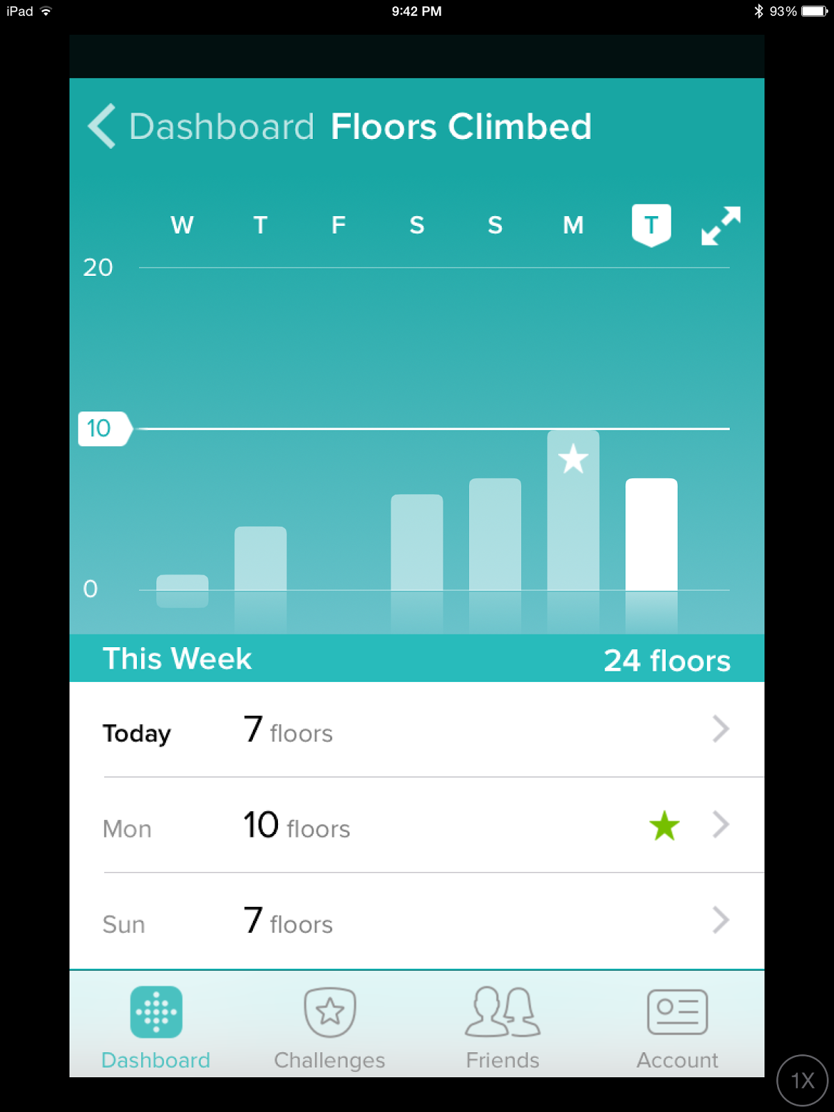 how to use fitbit hr step tracker on myfitnesspal