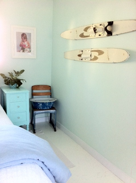 Beached Bohemian Master Bedroom Before Amp After