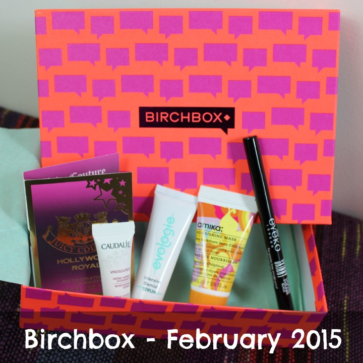 Unboxing | Birchbox February 2015: Friendship review