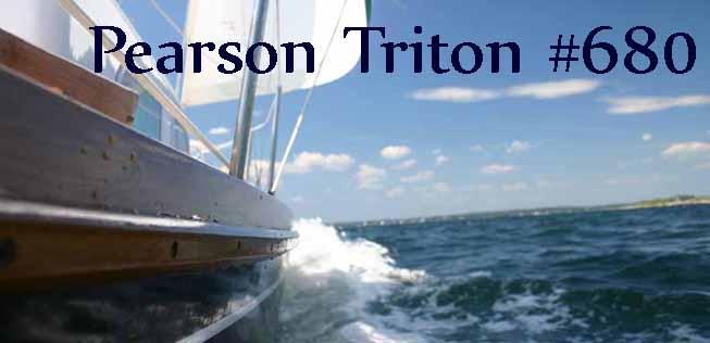 Pearson Triton #680