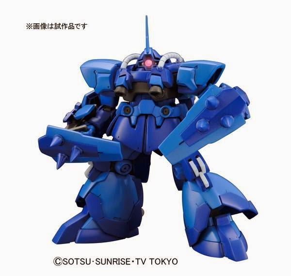 ramba ral dom blue giant gundam century