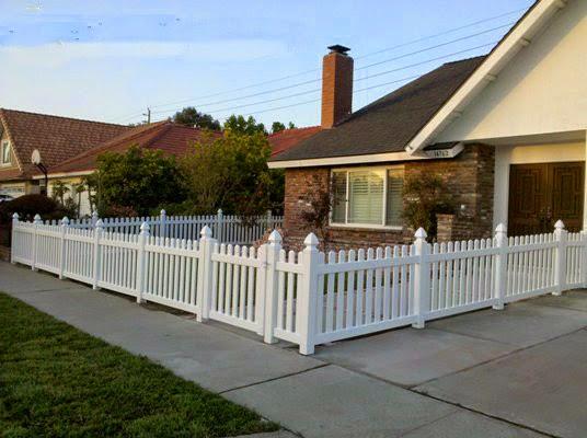desain eksterior pagar rumah